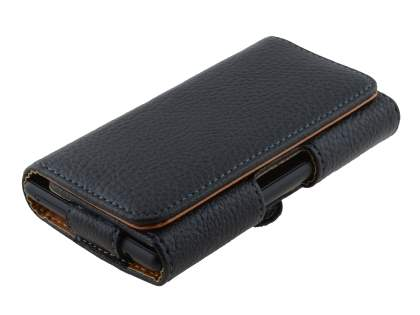Textured Synthetic Leather Belt Pouch for Nokia Lumia 720