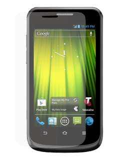 Ultraclear Screen Protector for ZTE Telstra Frontier 4G - Screen Protector