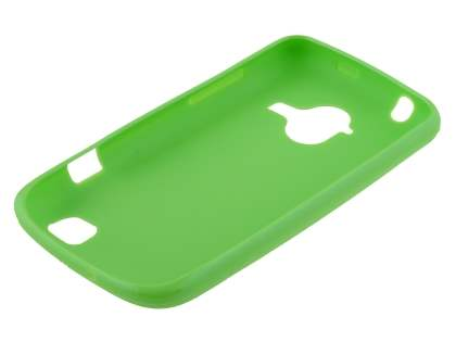 ZTE Telstra Frontier 4G Frosted Colour TPU Gel Case - Green