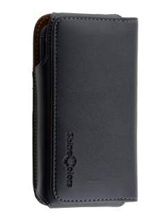 Extra-tough Genuine Leather ShineColours belt pouch for LG Nexus 4 E960 - Belt Pouch