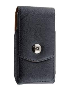 Textured Synthetic Leather Vertical Belt Pouch for LG Optimus L9 P760