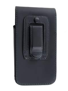 Smooth Synthetic Leather Vertical Belt Pouch for  LG Optimus G E975