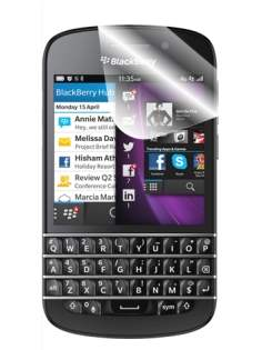 Ultraclear Screen Protector for BlackBerry Q10 - Screen Protector