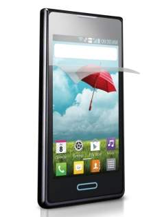 LG Optimus L5 II E460 Anti-Glare Screen Protector - Screen Protector