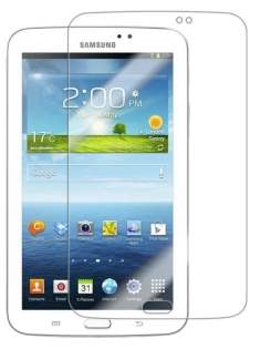 Anti-Glare Screen Protector for Samsung Galaxy Tab 3 7.0 - Screen Protector