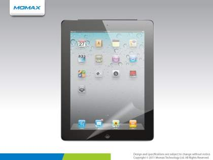 MOMAX iPad 2/3/4 Anti-Glare Screen Protector
