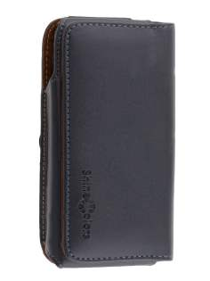 Extra-tough Genuine Leather ShineColours belt pouch for Huawei Ascend G510 - Belt Pouch