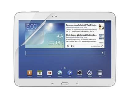 Samsung Galaxy Tab 3 10.1 Ultraclear Screen Protector