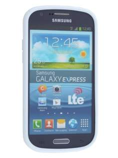 Samsung Galaxy Express i8730 Wave Case - Pearl White