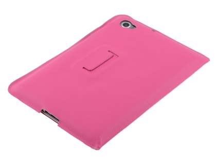 Samsung Galaxy Tab 7.7 P6800 Ultra-slim Synthetic Leather Case - Pink