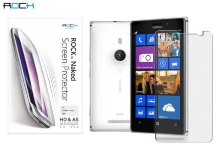 ROCK Naked HD & AS Screen Protector for Nokia Lumia 925