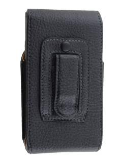 Textured Synthetic Leather Vertical Belt Pouch for Nokia Lumia 925