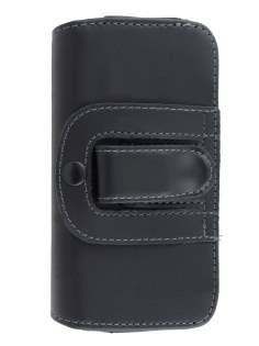 Extra-tough Genuine Leather ShineColours belt pouch for Samsung Galaxy Trend Plus S7583T / S Duos S7562