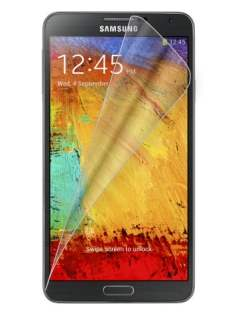 Samsung Galaxy Note 3 Anti-Glare Screen Protector