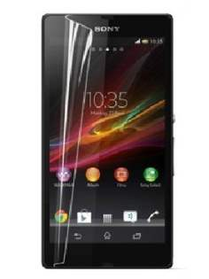 Ultraclear Screen Protector for Sony Xperia Z1