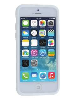 Apple iPhone 5c Wave Case - Pearl White