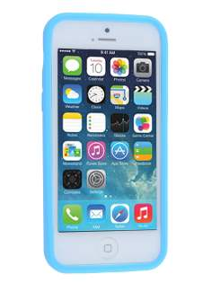 TPU Case for iPhone 5c - Sky Blue