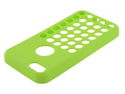 TPU Case for iPhone 5c - Green