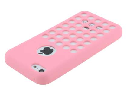 TPU Case for iPhone 5c - Baby Pink