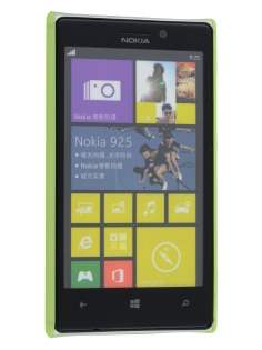 Ultra Slim Frosted Case for Nokia Lumia 925 - Frosted Green