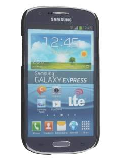 Samsung Galaxy Express i8730 Ultra Slim Frosted Case plus Screen Protector - Frosted Grey