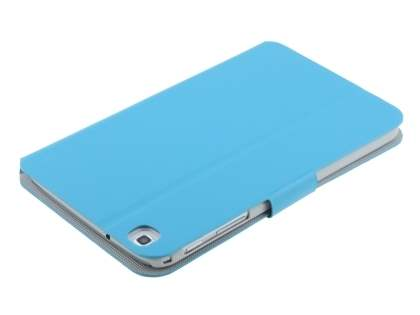 Samsung Galaxy Tab 3 8.0 Book-Style Case with Tilt Stand - Bondi Blue