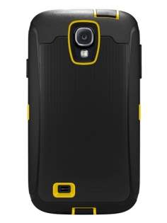 Impact Case for Samsung Galaxy S4 I9500 - Black/Yellow