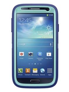 Impact Case for Samsung Galaxy S4 I9500 - Blue/Light Blue