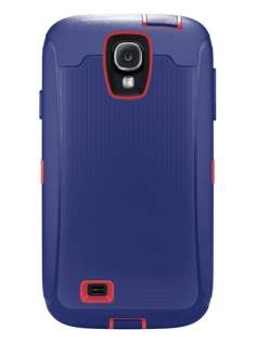 Impact Case for Samsung Galaxy S4 I9500 - Blue/Pink