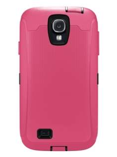 Impact Case for Samsung Galaxy S4 I9500 - Pink/Black