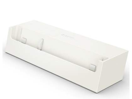 Genuine Sony Xperia Z Charging Dock DK26 - Pearl White Charging Dock