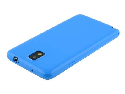 Samsung Galaxy Note 3 Colour TPU Gel Case - Blue