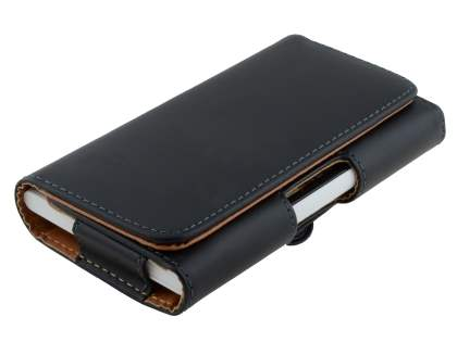 Smooth Synthetic Leather Belt Pouch for Nokia Lumia 1020