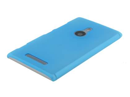 Ultra Slim Frosted Case for Nokia Lumia 925 - Frosted Blue