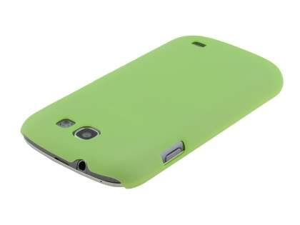 Ultra Slim Frosted Case for Samsung Galaxy Express i8730 - Frosted Green
