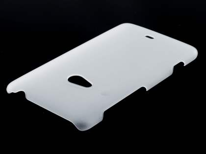Ultra Slim Frosted Case for Nokia Lumia 625 - Frosted Clear