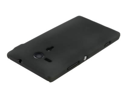Ultra Slim Frosted Case for Sony Xperia SP M35 - Frosted Grey