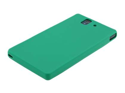 Silicone Case for Sony Xperia Z - Green