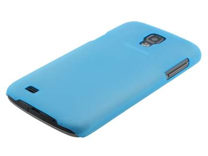 Samsung Galaxy S4 Active I9295 Ultra Slim Frosted Case plus Screen Protector - Frosted Blue