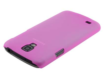 Samsung Galaxy S4 Active I9295 Ultra Slim Frosted Case plus Screen Protector - Frosted Pink