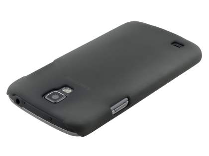 Samsung Galaxy S4 Active I9295 Ultra Slim Frosted Case plus Screen Protector - Frosted Grey