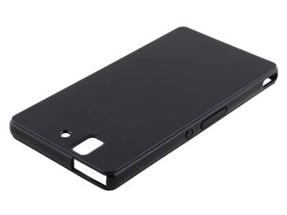 Sony Xperia Z Colour TPU Gel Case - Classic Black