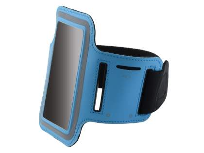 Universal Sports Armband for Phones - Sky Blue