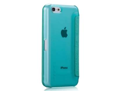Momax Flip View Case for iPhone 5c - Mint