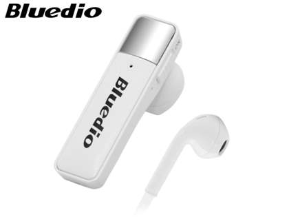 Bluedio 66i Bluetooth Stereo Headset - Pearl White