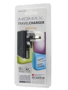 MOMAX Micro USB AC Travel  Charger for Huawei - AC Wall Charger