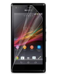 Anti-Glare Screen Protector for Sony Xperia M - Screen Protector