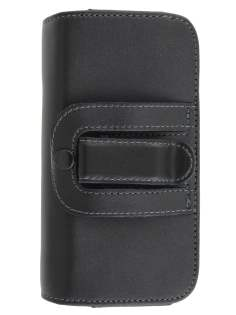 Extra-tough Genuine Leather ShineColours belt pouch for LG Google Nexus 5