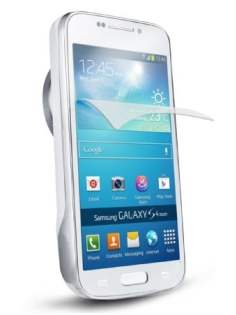 Anti-Glare Screen Protector for Samsung Galaxy S4 zoom - Screen Protector