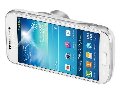 Ultraclear Screen Protector for Samsung Galaxy S4 zoom - Screen Protector